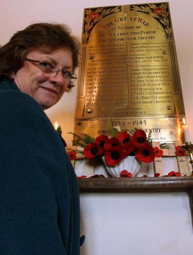 Daily Echo: War memorial with a difference
