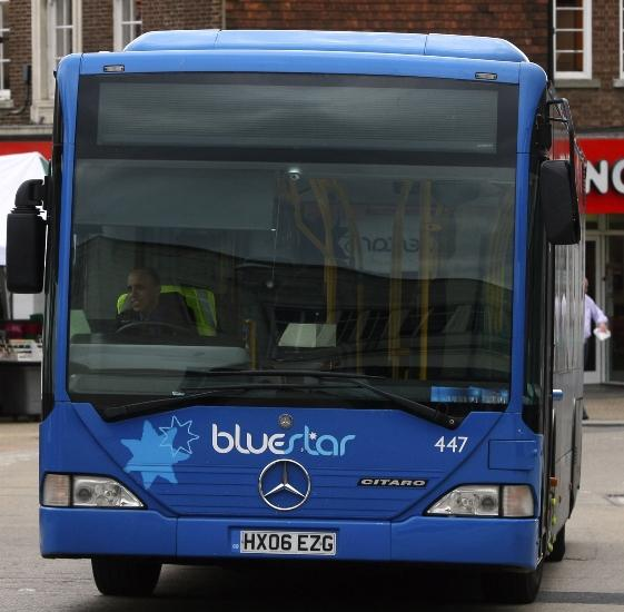 Calls to scrap free bus passes for OAPs as cost hits £18m