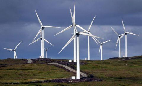 Daily Echo: NOT ALLOWED: Wind farms