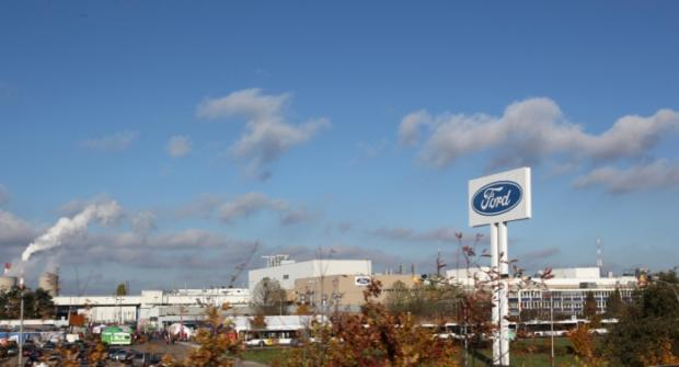Daily Echo: Ford Genk plant in Belgium