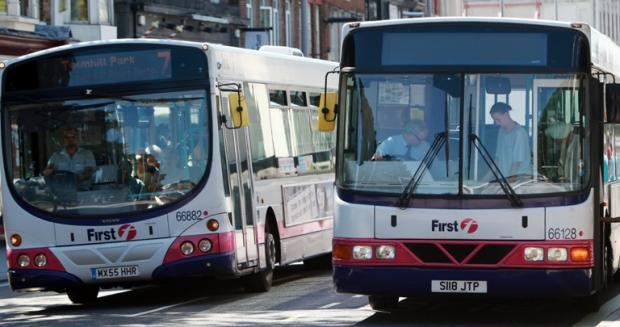 Bus timetables changed for festive period