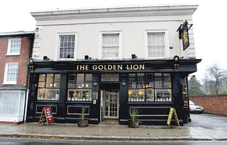 The Golden Lion, High Street, Fareham