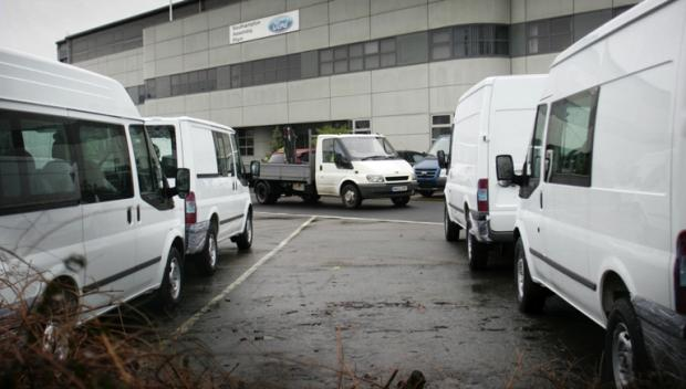 Southampton Ford Transit supplier to shut down