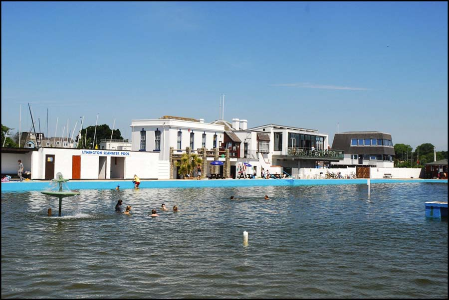 Makeover mooted for seawater baths