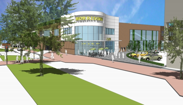 Morrisons supermarket bringing 400 jobs gets green light