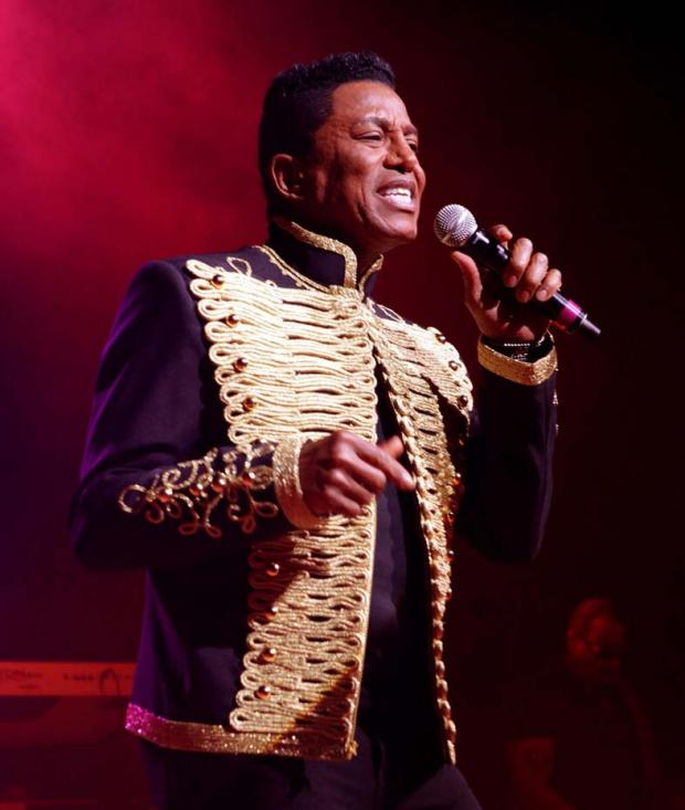 The Jacksons bring show to south coast
