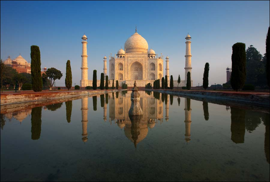 DREAM DESTINATION: Why not visit the Taj Mahal before the the world ends, as predicted by the Mayans?