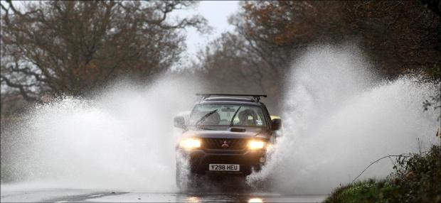 Rainfall 'the worst in 250 years'