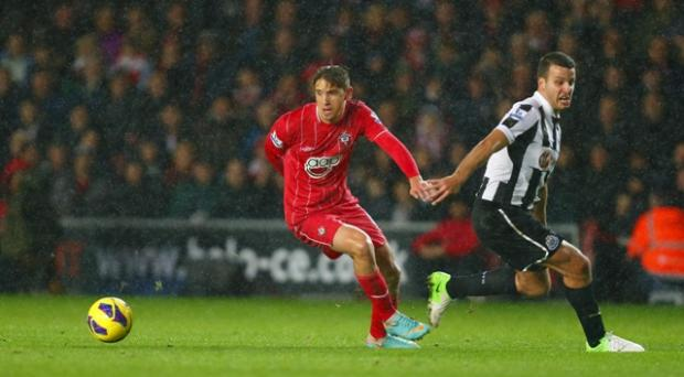 Gaston Ramirez is Saints' record signing
