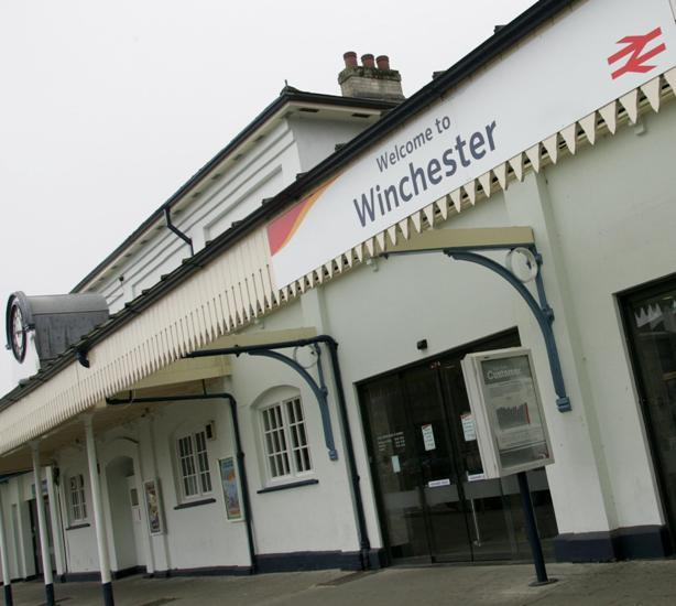 Police launch drugs crackdown at train station