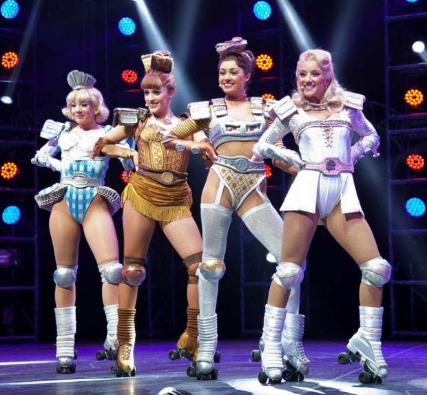 Starlight Express, The Mayflower