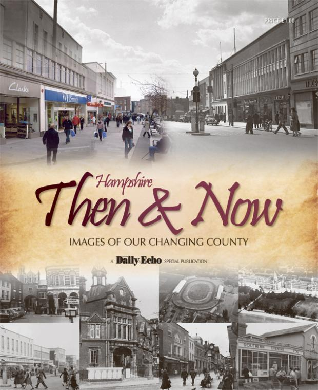 Daily Echo: Hampshire Then & Now