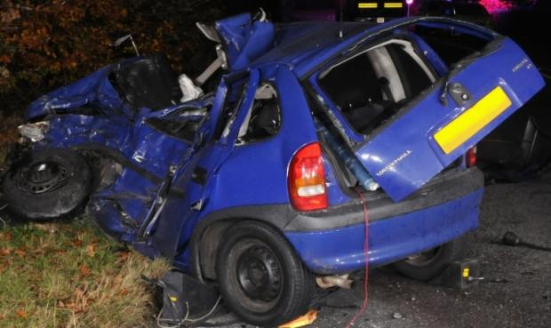 Officer recalls 'horrific scene' of fatal drink-drive crash
