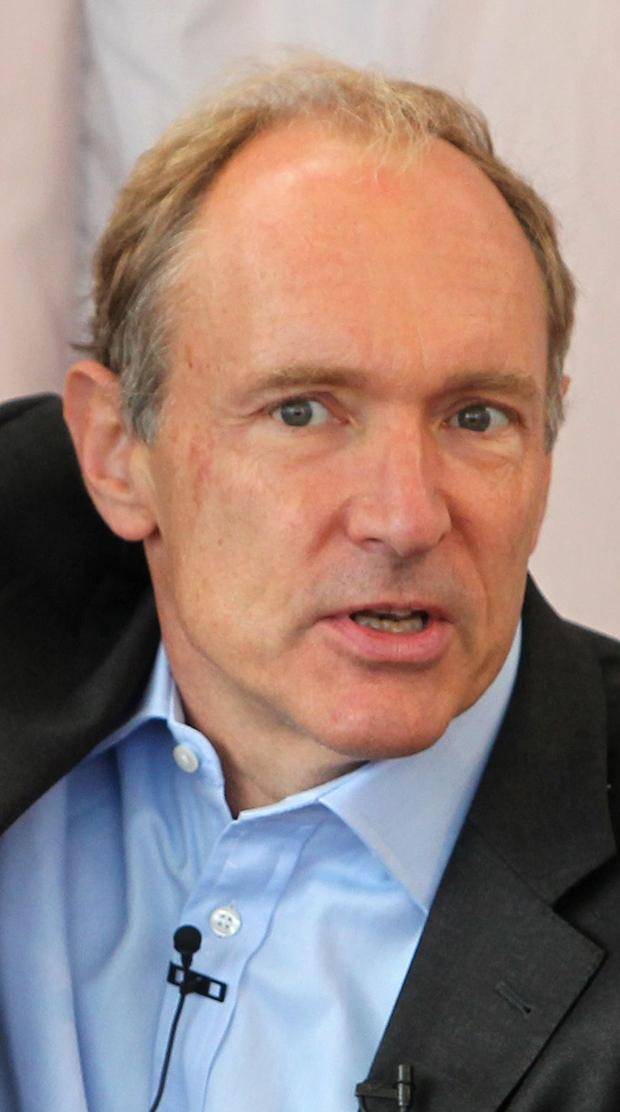 Daily Echo: Professor Tim Berners-Lee