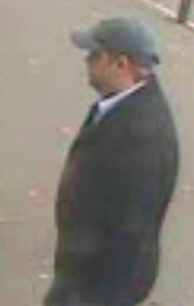 Bank card fraud suspect