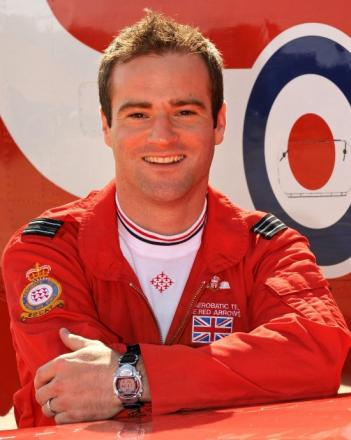 Inquest in Red Arrows pilot who died during air festival display