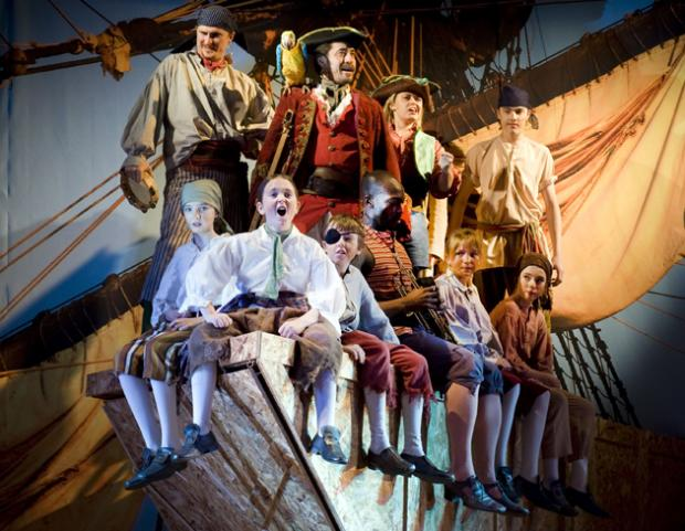 Treasure Island, Nuffield Theatre