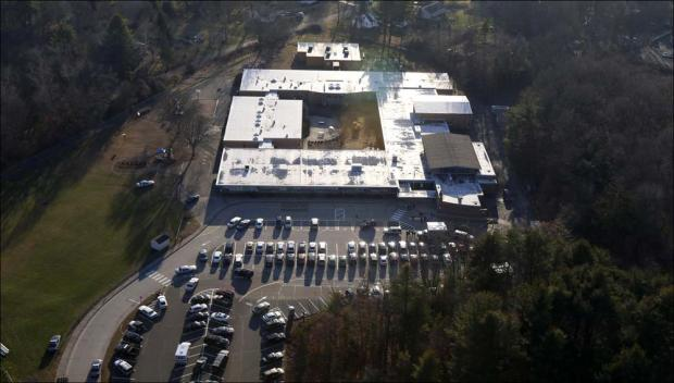 The Sandy Hook Elementary School