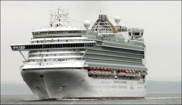 City-based ships take honours in cruise poll