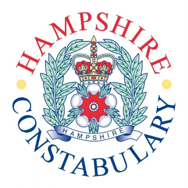 Crime falls across Hampshire