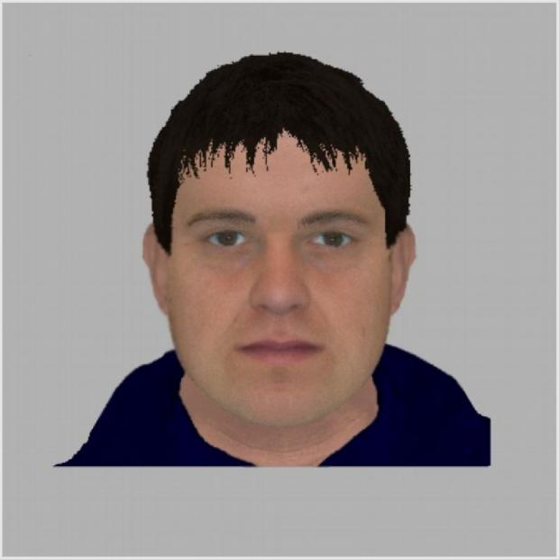 Daily Echo: Do you recognise this man?