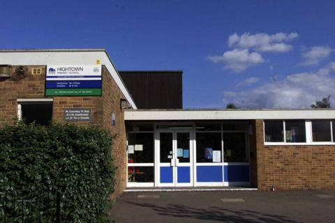 Hightown Primary School in Southampton