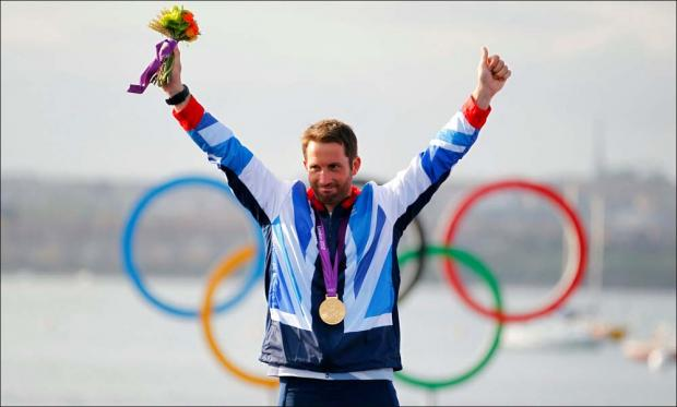 Olympic heroes honoured