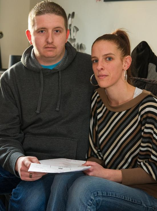 Couple's anger at five month wait for headstone for dad's grave