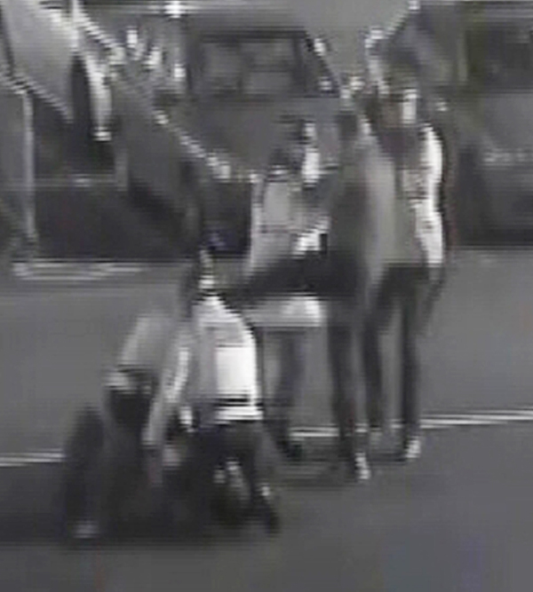 VIDEO: Jail for football thug who kicked PC's head