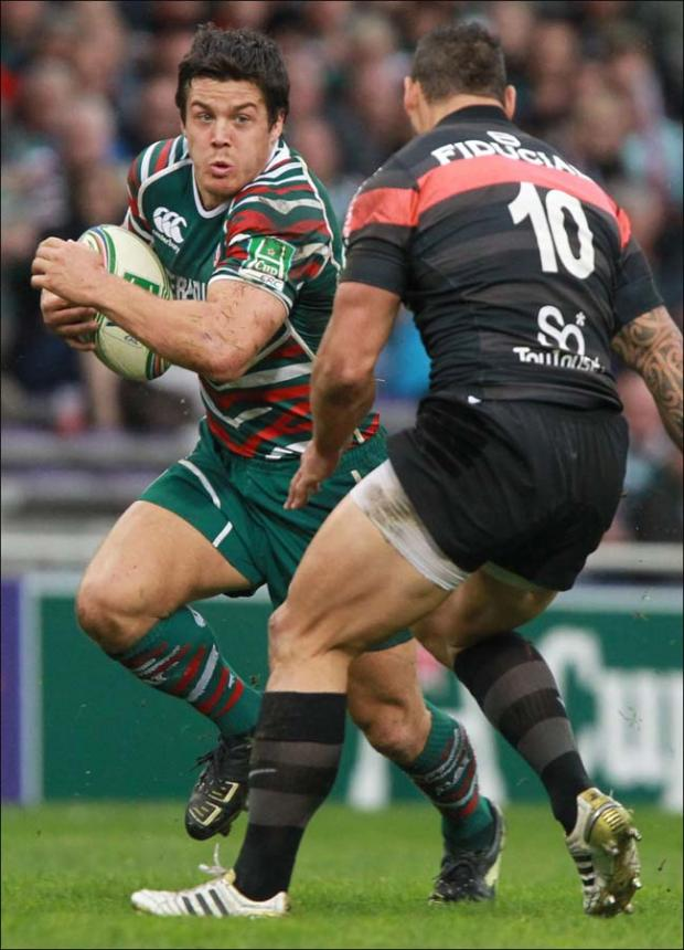 Anthony Allen has been named in the Saxons Elite squad.