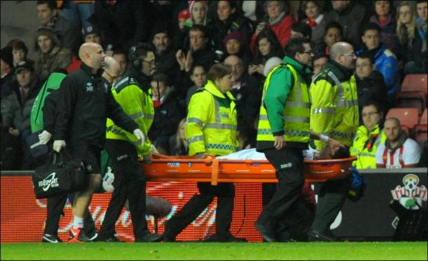 Saints centre-half Jose Fonte facing major injury crisis