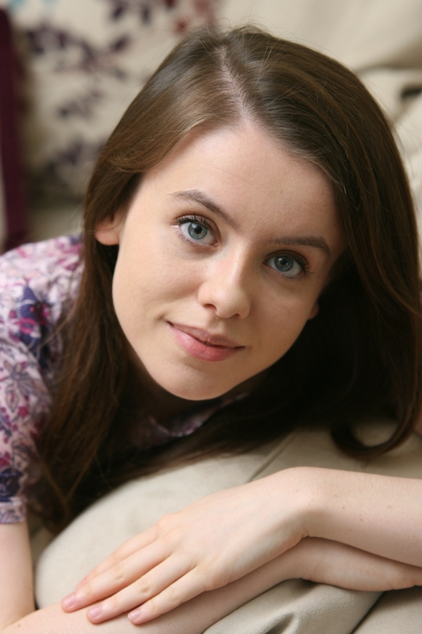 Young actress Rosie Day.