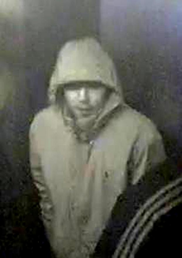 Police want to speak to this man following a raid at Oslo Towers