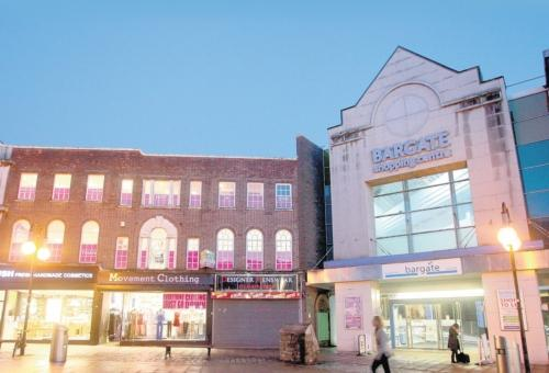 FUTURE IN BALANCE: Southampton's Bargate Centre.
