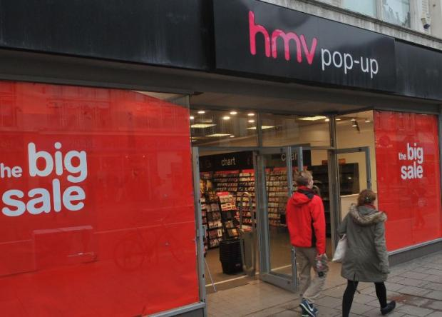 HMV demise will leave consumers out of pocket