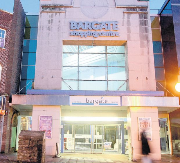 SET TO CLOSE: The Bargate Shopping Centre.
