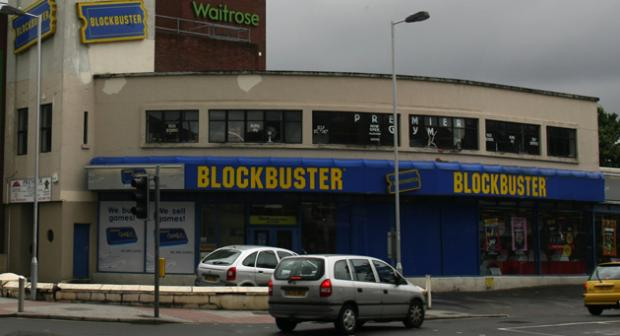 Blockbuster in Portswood