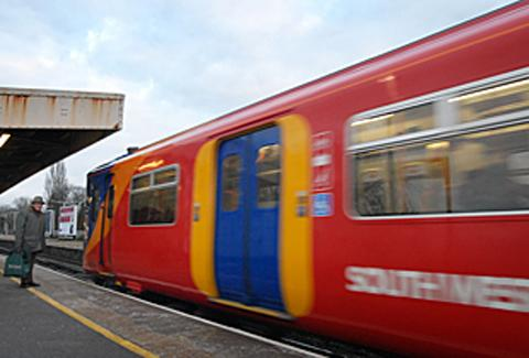 Hampshire train network 'needs major cash injection'