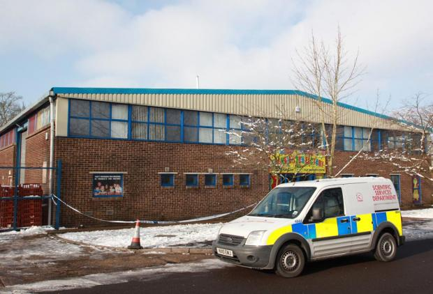 Burglars hit children's play centre