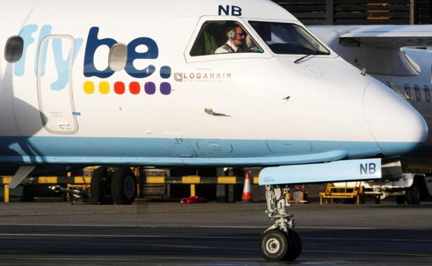 Daily Echo: Flybe anounces 300 job losses