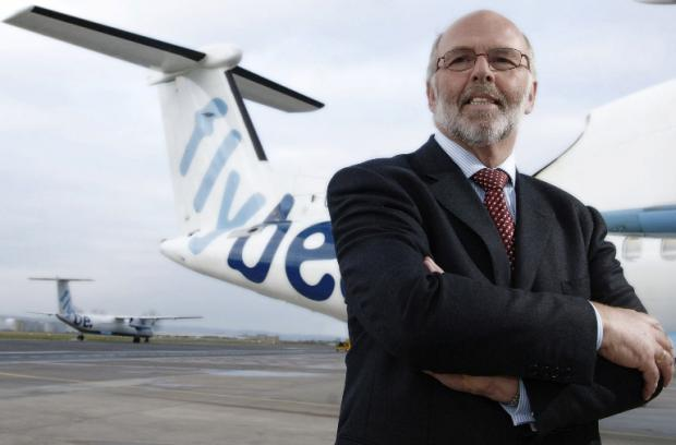 Flybe chairman's statement on job cuts