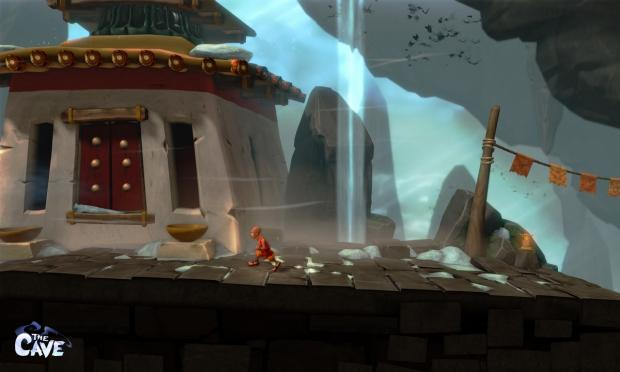 Daily Echo: The Cave - Review (Xbox 360)