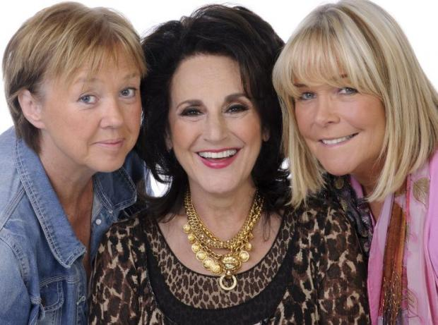 TV comedy Birds of a Feather to return - on stage in Southampton