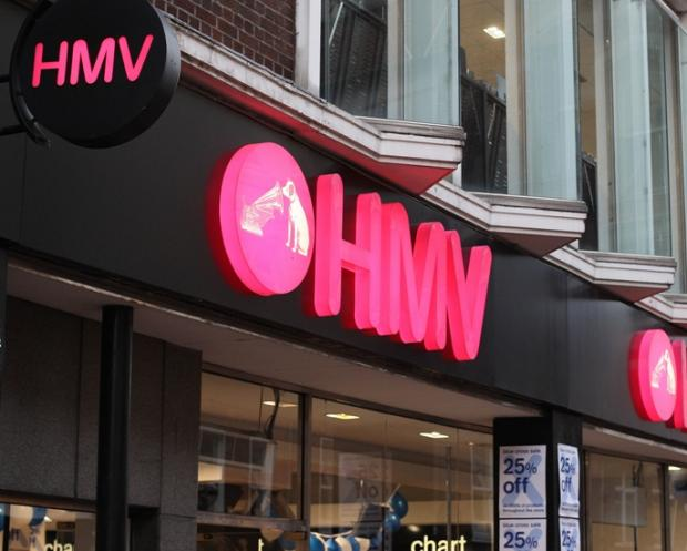 Bid to salvage HMV