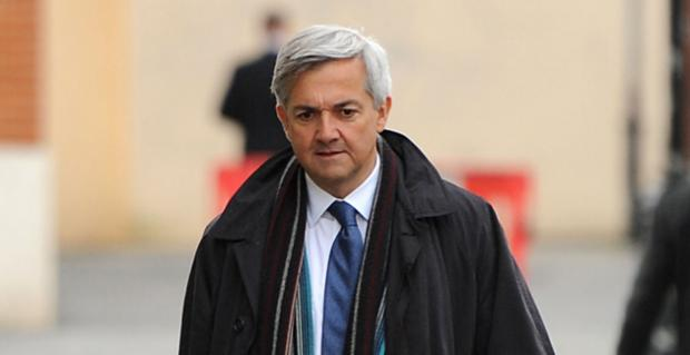 Former Eastleigh MP Chris Huhne