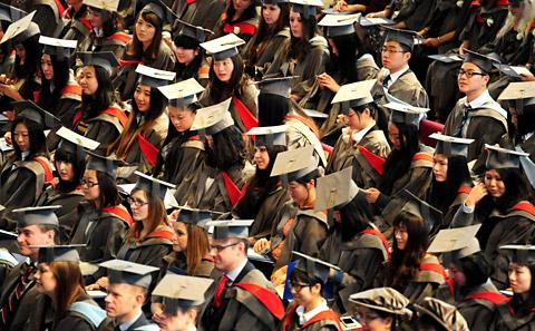 Fewer pupils going to uni than from other cities