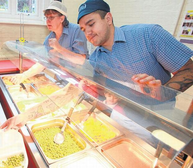 DINNER TIME: Prices will stay the same in the county but could go up later in Southampton