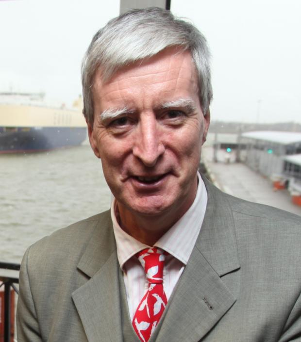 Council leader Richard Williams