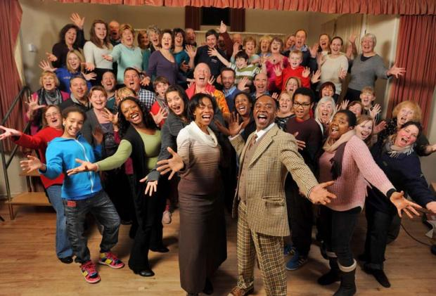 Theatre group spends two years finding enough black actors for new show