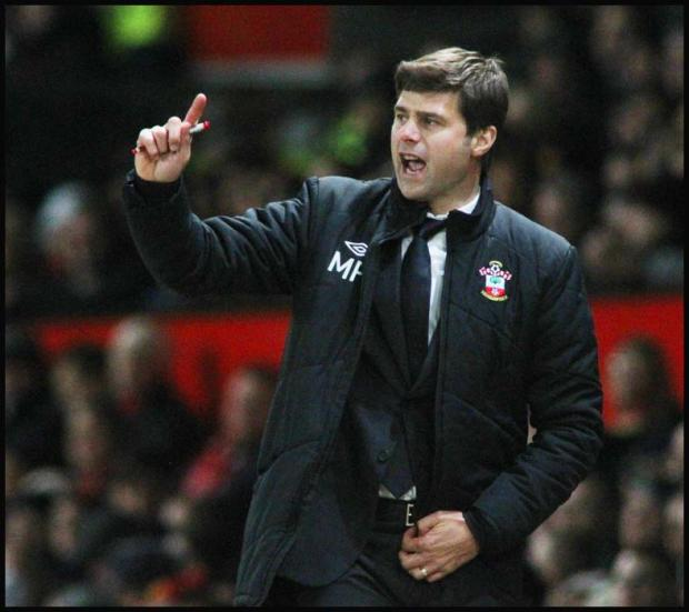 Daily Echo: Mauricio Pochettino